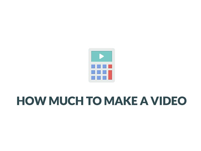How Much To Make A Video - 不知道拍一支影片要多少錢嗎?讓我們來估個價看看