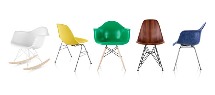 Eames 椅子