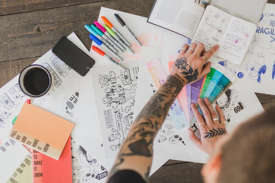 給產品經理的UX設計指南:5. 如何繪製產品的線框和原型